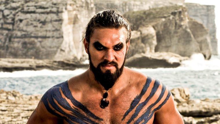 Jason Momoa diz que teve dificuldade em encontrar emprego após Game of Thrones