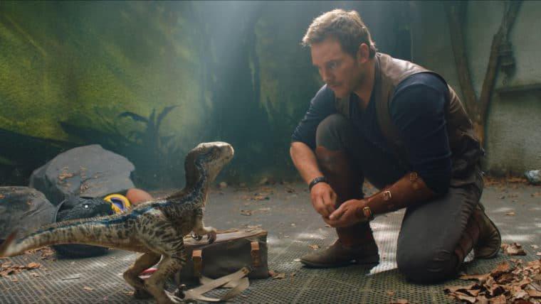 Jurassic World: Reino Ameaçado   Trailer mostra Owen reencontrando uma velha amiga