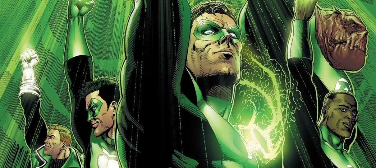 Novo filme do Lanterna Verde continua em desenvolvimento, confirma roteirista