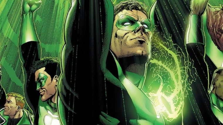 Grant Morrison vai escrever HQ do Lanterna Verde