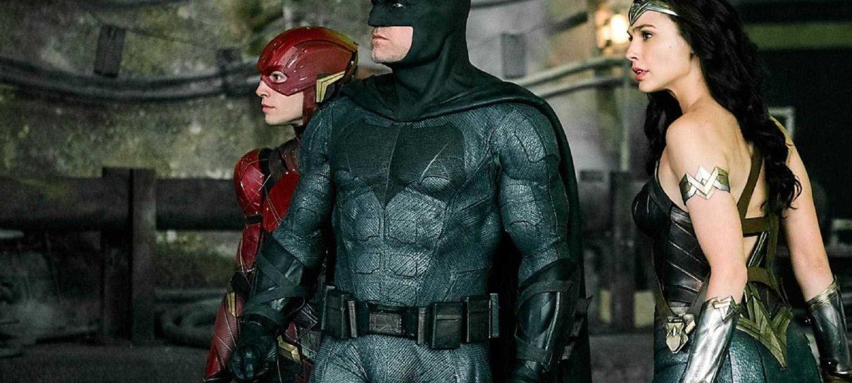 Liga da Justiça | Blu-ray especial tem cena não exibida nos cinemas