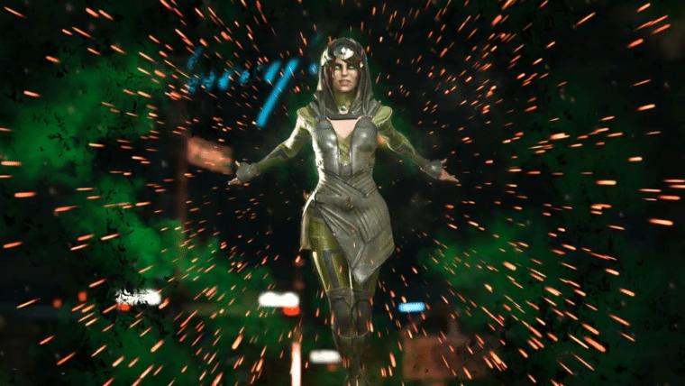 Injustice 2 | Trailer mostra as habilidades de Magia
