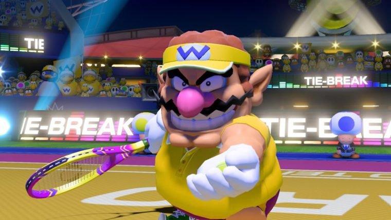 Nintendo anuncia Mario Tennis Aces para Switch; veja o trailer
