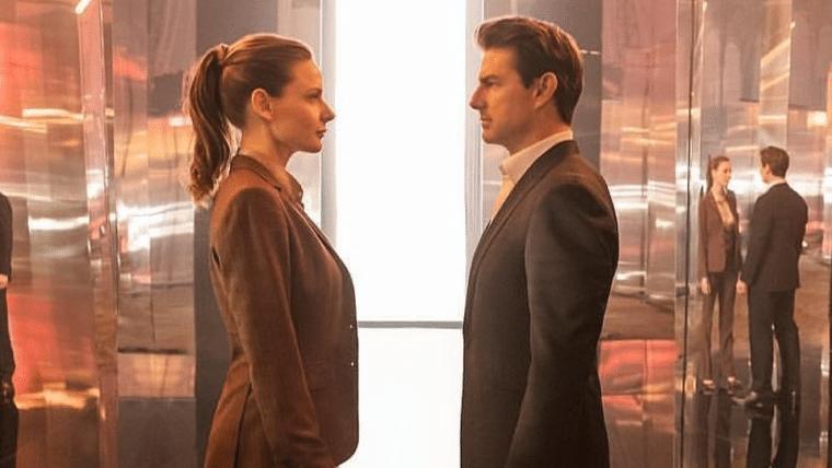 Missão: Impossível – Efeito Fallout | Tom Cruise encara Rebecca Ferguson em nova foto