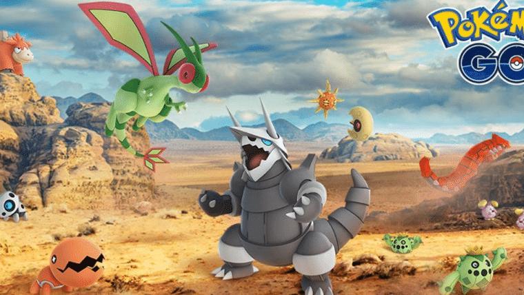 Pokémon GO | Mais monstrinhos da terceira geração chegam ao jogo