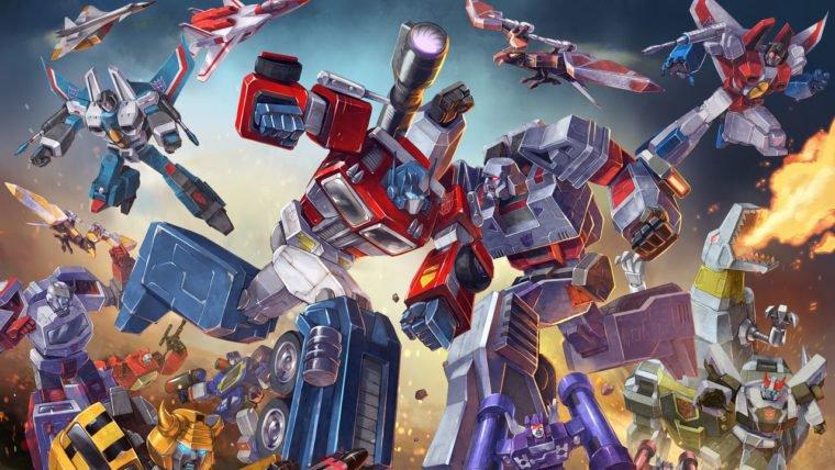 Mark Hamill e Ron Perlman entram para o elenco de Transformers: Prime Wars Trilogy