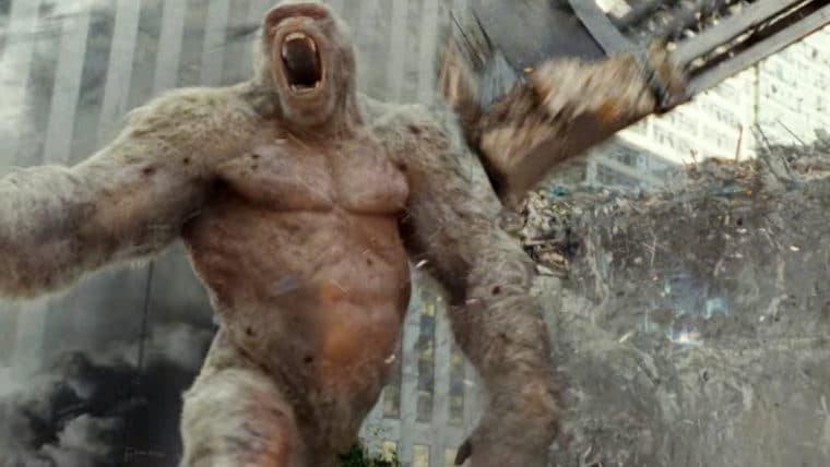 Rampage: Destruição Total | Os monstros gigantes dominam tudo no novo trailer