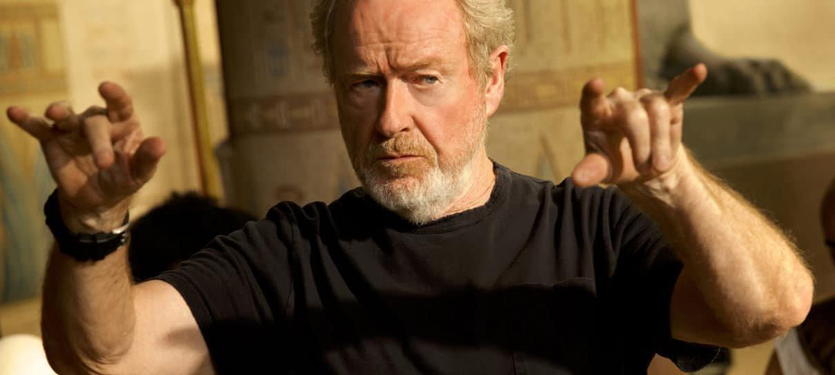 Ridley Scott acha que Alien deveria ser tão famoso quanto Star Wars e Star Trek