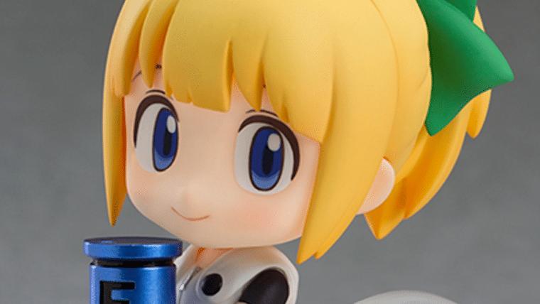 Esse Nendoroid da Roll de Mega Man 11 é a coisa mais fofa de hoje