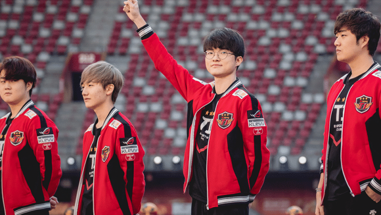 SK Telecom T1 terá time de PlayerUnknown's Battlegrounds