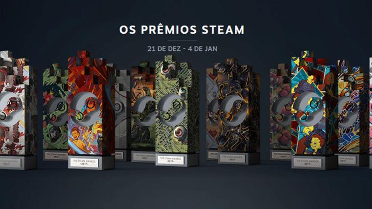 Confira os vencedores do Steam Awards 2017