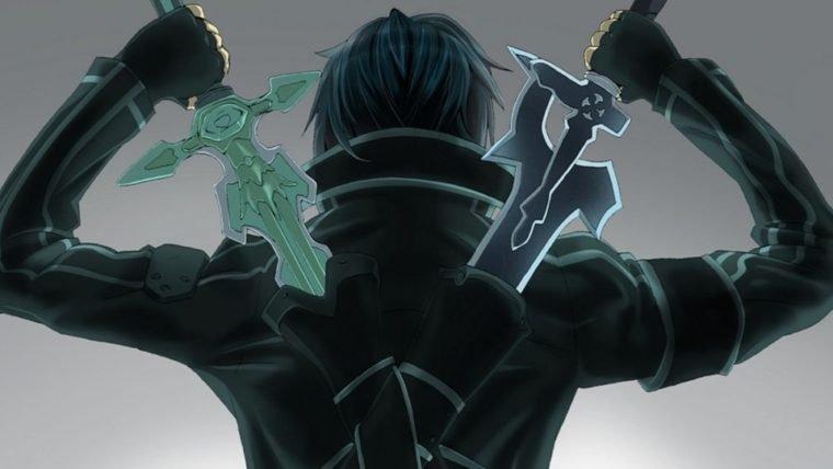 Sword Art Online   Réplica da espada de Kirito foi criada em tamanho real!