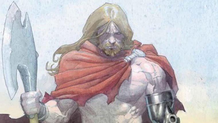 Vingadores: Guerra Infinita | Vazamento de Funko mostra Thor com sua nova arma