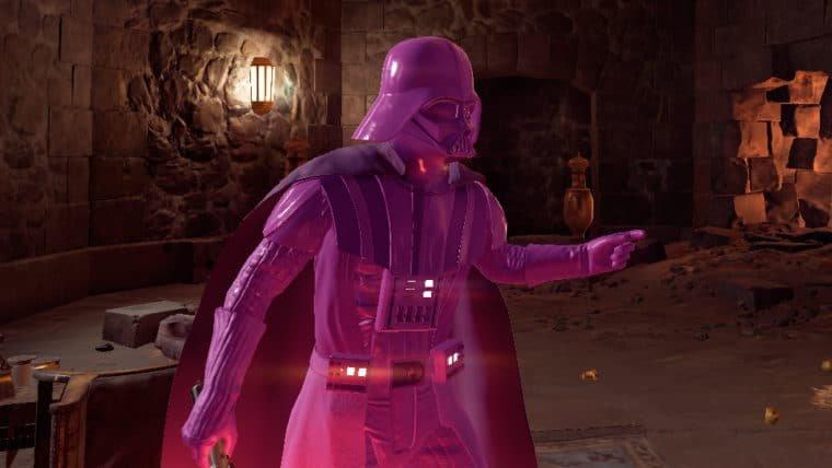 Não há problema em usar mods visuais para Star Wars Battlefront 2, diz EA