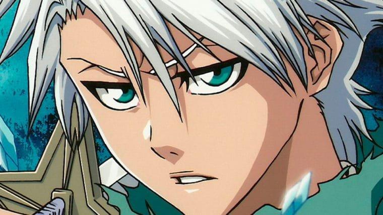 Bleach | Diretor do anime compartilha ilustração de Toshirou Hitsugaya adulto