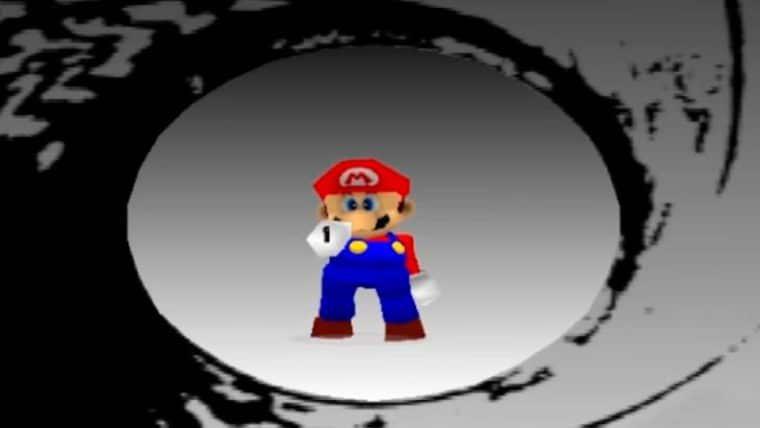 Este mod coloca personagens de Mario em GoldenEye 007 e até pode ser rodado no N64!