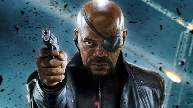 Capitã Marvel | Samuel L. Jackson fala sobre presença de Nick Fury no filme