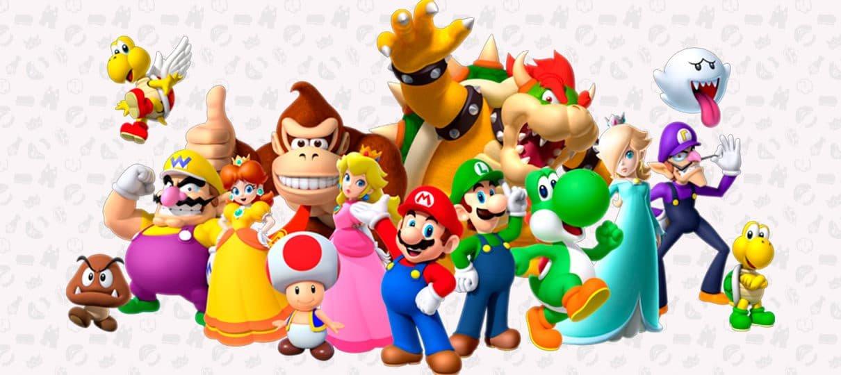 Sinto muito, mas o site brasileiro da Nintendo não significa nada excepcional