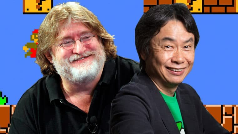 Gabe Newell, fundador da Valve, quase trabalhou com a Nintendo em projeto conjunto