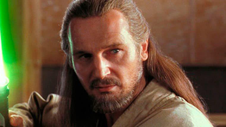 Liam Neeson fala sobre a possibilidade de retornar como Qui-Gon Jinn em filme do Obi-Wan