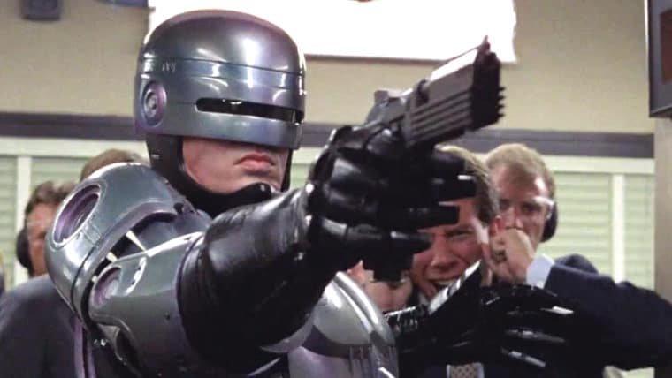 Roteirista do RoboCop original diz que está fazendo sequência do primeiro filme!