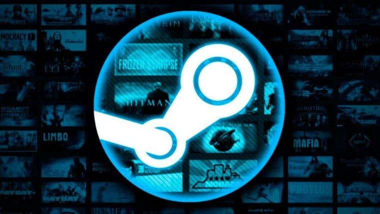 Steam registra mais de 18,5 milhões de usuários online simultâneos e bate recorde