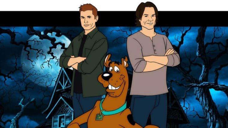 Crossover de Scooby-Doo e Supernatural ganha data de exibição no Brasil! [Exclusivo]