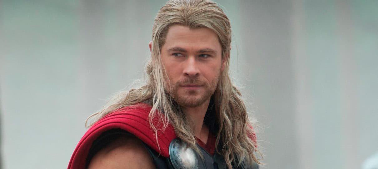 Chris Hemsworth revela que quase recusou o papel de Thor