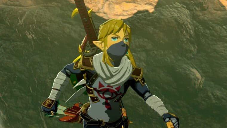 Zelda: Breath of the Wild agora é o jogo da franquia mais vendido no Japão em 19 anos