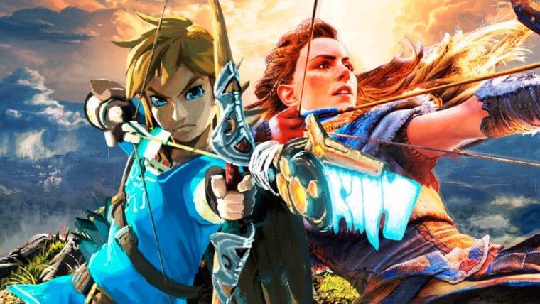 Zelda: Breath of the Wild, Horizon Zero Dawn e mais: confira os indicados da GDC 2018!