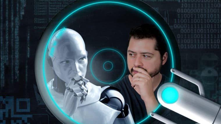 Robôs vão tomar o seu emprego? Automatização do trabalho