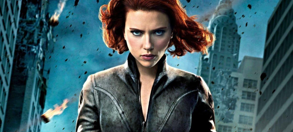 Viúva Negra | Scarlett Johansson vai ganhar US$ 15 milhões pelo filme