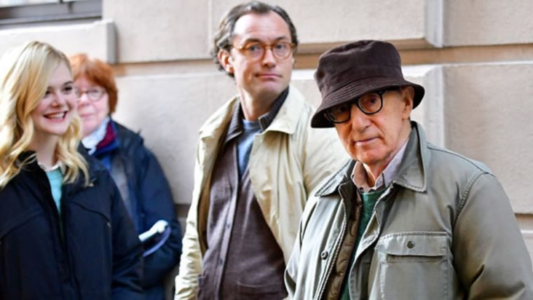 Novo filme do Woody Allen pode ser engavetado pela Amazon [RUMOR]