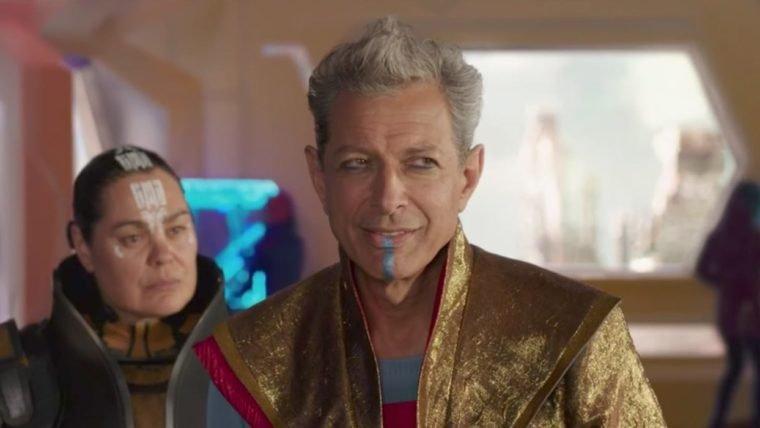 Thor: Ragnarok | Grão-Mestre tem dificuldade de se comunicar em cenas estendidas