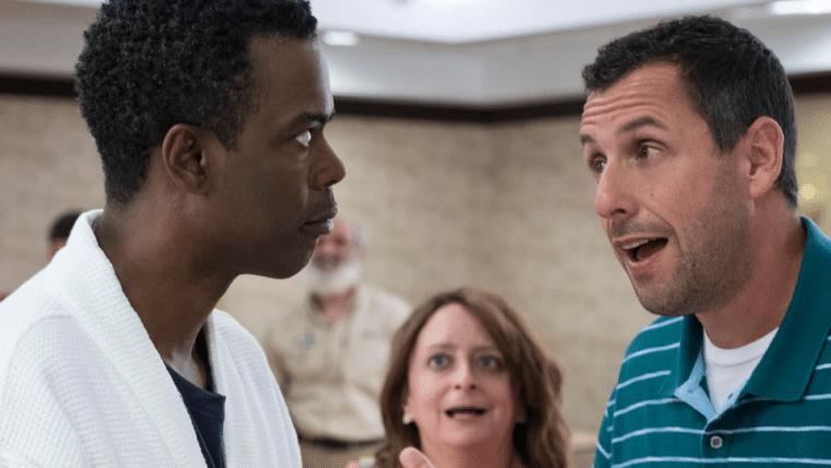 Lá Vêm os Pais | Novo filme de Adam Sandler com Chris Rock ganha trailer