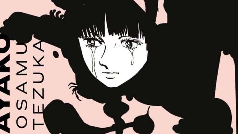 Ayako | Clássico mangá de Osamu Tezuka é lançado no Brasil