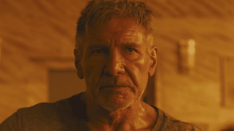 Denis Villeneuve queria manter aparição de Harrison Ford em Blade Runner 2049 em segredo