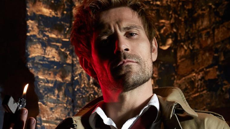 Constantine fará mais uma aparição na terceira temporada de Legends of Tomorrow