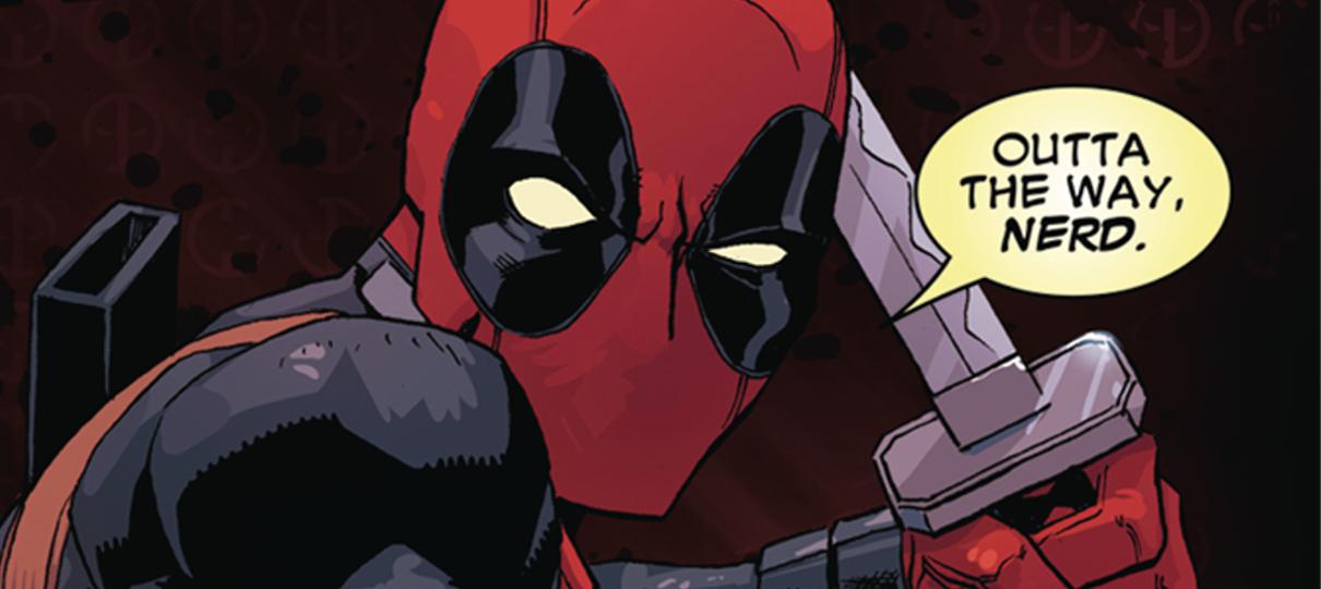 Série animada de Deadpool será bem diferente dos filmes, diz CEO da FX