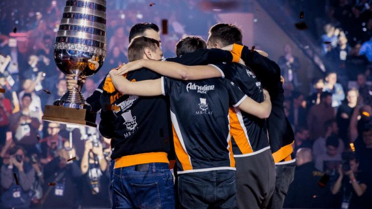 Dota 2 | Virtus.pro é a campeã da ESL One Katowice 2018