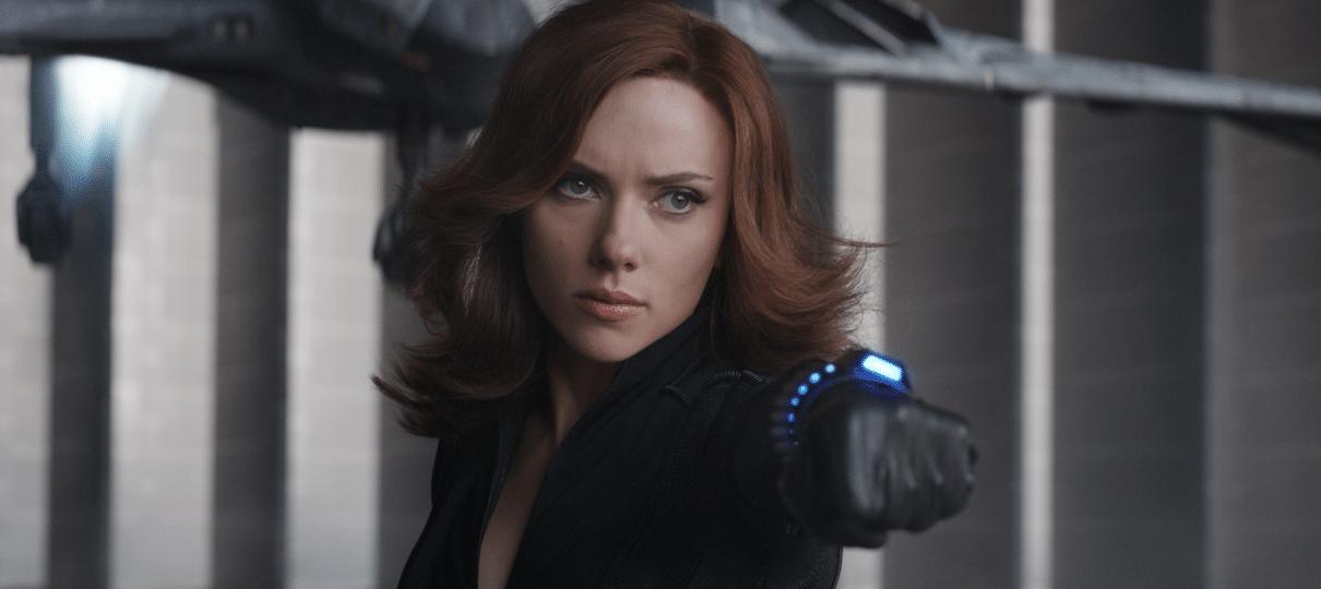 Marvel oficializa filme da Viúva Negra e anuncia diretora