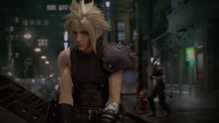 Final Fantasy VII Remake | Novas imagens mostram artes conceituais do jogo em detalhes
