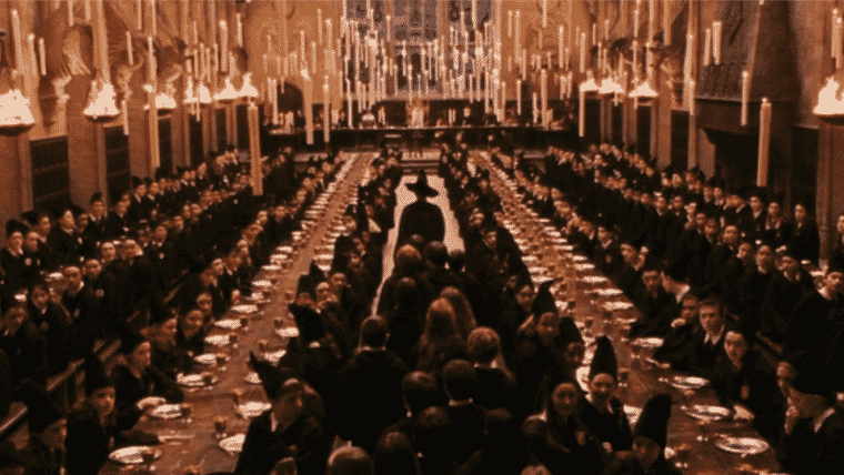 Harry Potter   Veja a nova versão LEGO do Salão Principal do Castelo de Hogwarts!