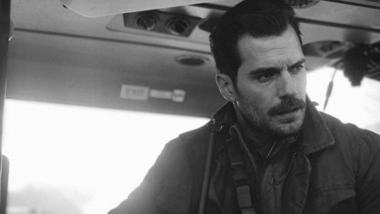 Missão: Impossível - Efeito Fallout | Bigode de Henry Cavill invade o instagram do ator