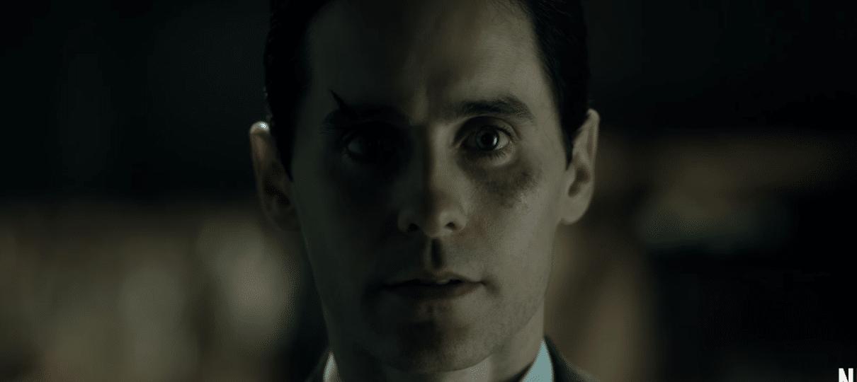 Jared Leto aparece caracterizado como Morbius em foto de bastidores do longa