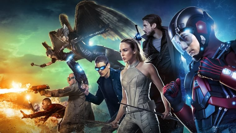 Legends of Tomorrow | Elenco se diverte dançando