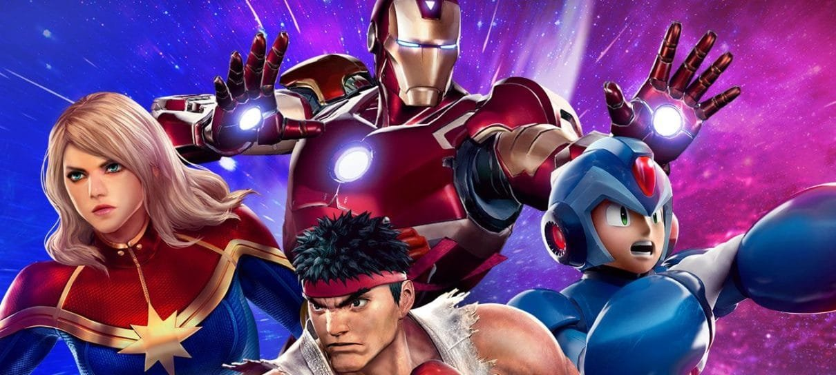 Marvel vs. Capcom: Infinite fora do EVO 2018 indica que os tempos mudaram