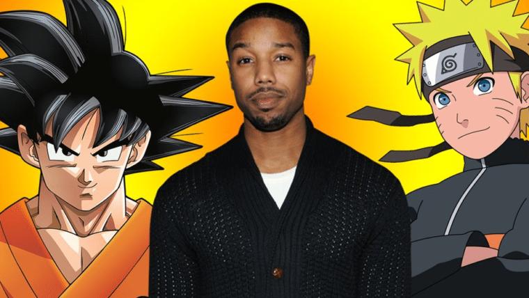Michael B. Jordan realmente ama animes (e não só os mais populares)