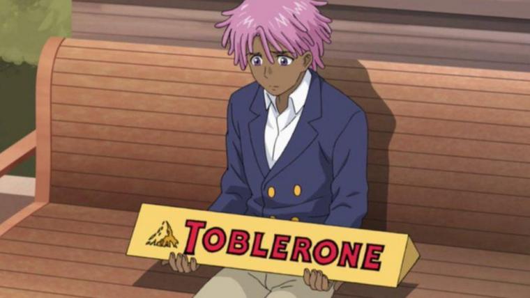 Você merece presentear seu amor com um cartão de Neo Yokio