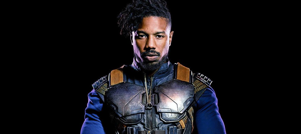 Pantera Negra | Internet diz que Killmonger é inspirado em Vegeta e queremos que seja real